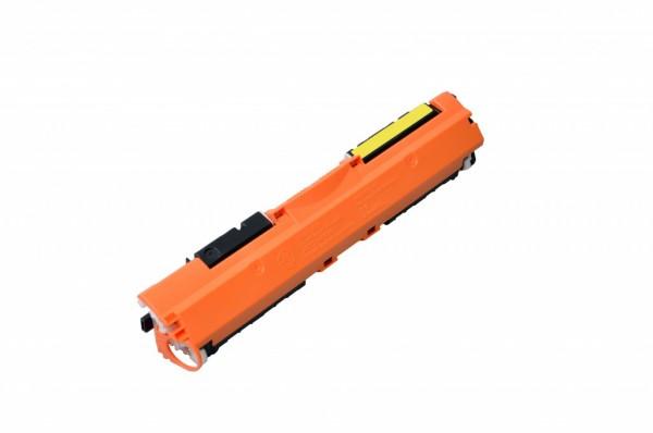 MSE Premium Farb-Toner für HP Color LaserJet M176/M177 (130A) Yellow - kompatibel mit CF352A