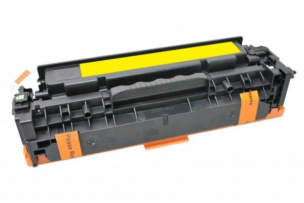 MSE Premium Farb-Toner für HP LJ Pro 400 M451 Yellow XXL - kompatibel mit CE412A-XXL