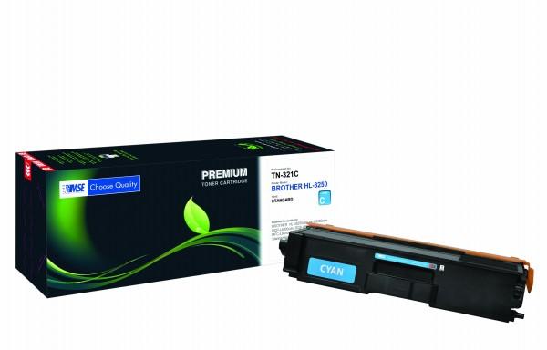 MSE Premium Farb-Toner für Brother HL-L8250/L8350 Cyan - kompatibel mit TN321C