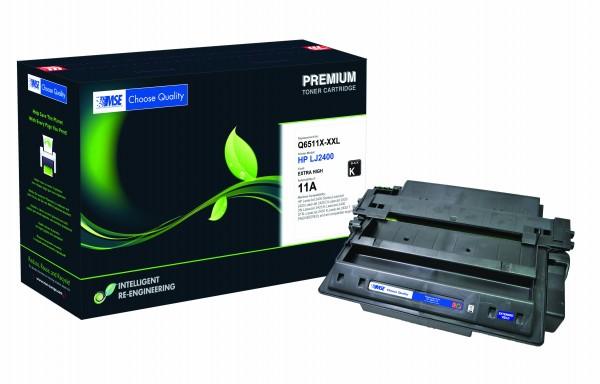 MSE Premium Toner für HP LaserJet 2420/2430 XXL - kompatibel mit Q6511X-XXL