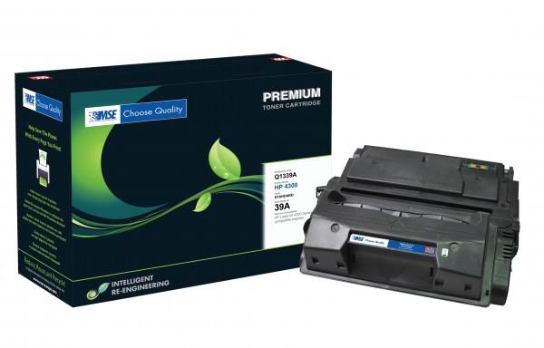MSE Premium Toner für HP LaserJet 4300 (39A) - kompatibel mit Q1339A