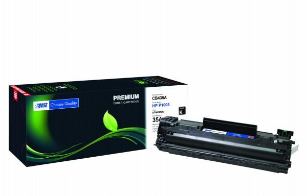 MSE Premium Toner für HP LaserJet P1005/P1006 (35A) - kompatibel mit CB435A