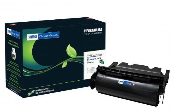 MSE Premium Toner für Lexmark T632/T634 Extra High Yield - kompatibel mit 12A7365