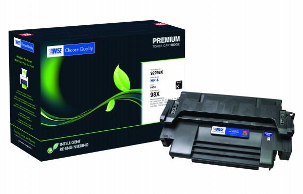 MSE Premium Toner für HP LaserJet 4/5 High Yield - kompatibel mit 92298X
