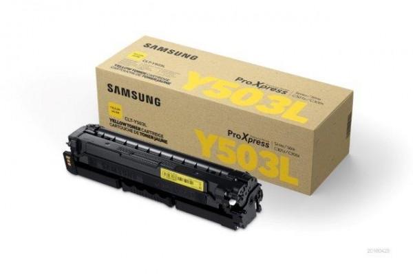 Original Toner Samsung SU491A / CLT-Y503L/ELS