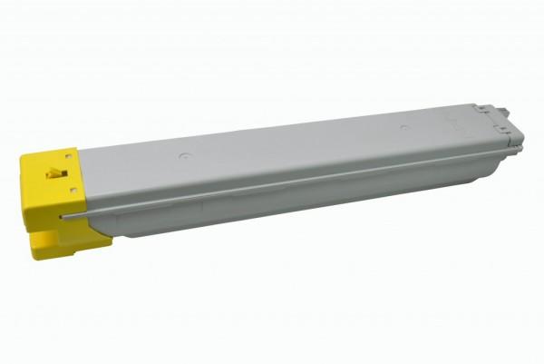 MSE Premium Farb-Toner für Samsung CLX-9201 Yellow - kompatibel mit CLT-Y809S/ELS