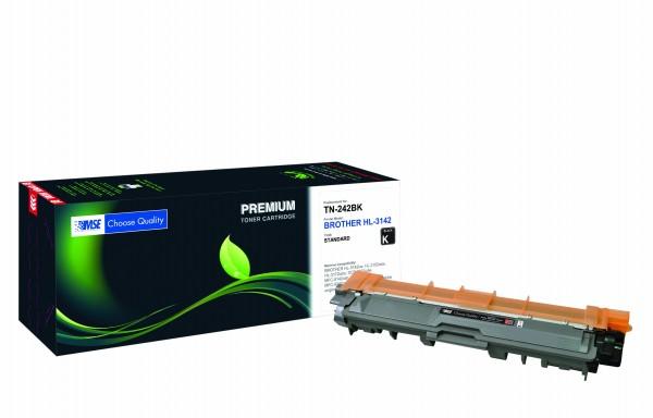 MSE Premium Farb-Toner für Brother HL-3142/3152/3172 Black - kompatibel mit TN242BK