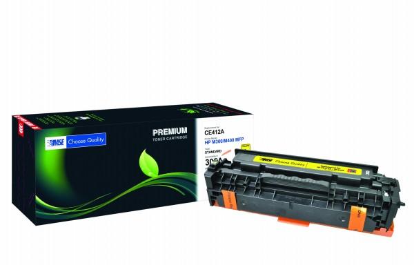 MSE Premium Farb-Toner für HP Color LaserJet M451 (305A) Yellow - kompatibel mit CE412A