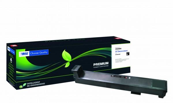 MSE Premium Farb-Toner für HP Color LaserJet CM6030/6040 (825A) Black - kompatibel mit CB390A