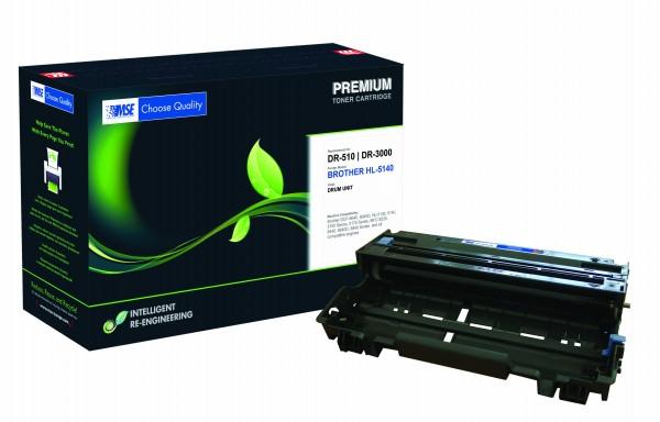 MSE Premium Trommeleinheit (Drum) für Brother HL-5130/5140/5170 Drum - kompatibel mit DR3000