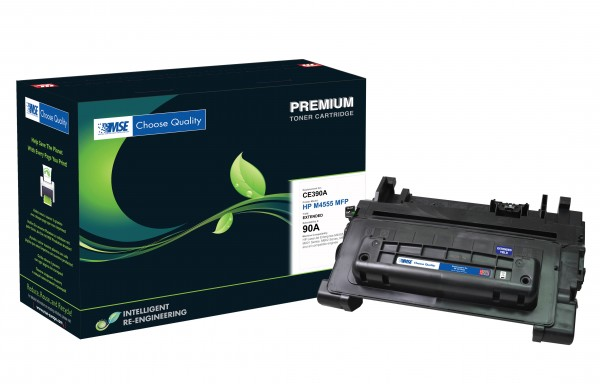 MSE Premium Toner für HP LaserJet M4555 (A) XXL - kompatibel mit CE390A-XXL