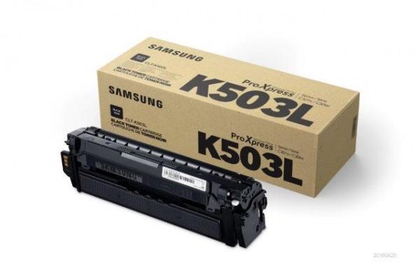 Original Toner Samsung SU147A / CLT-K503L/ELS