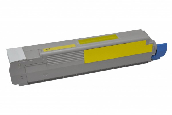 MSE Premium Farb-Toner für Oki ES8460 Yellow - kompatibel mit 44059229