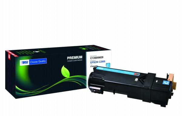 MSE Premium Farb-Toner für Epson Aculaser C2900/29X Cyan - kompatibel mit C13S050629
