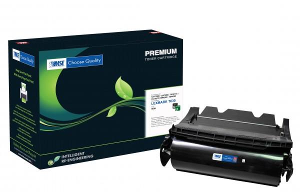 MSE Premium Toner für Lexmark T630/T632/T634 High Yield - kompatibel mit 12A7362