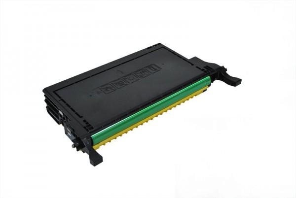 MSE Premium Farb-Toner für Samsung CLP-610/660 Yellow - kompatibel mit CLP-Y660B/ELS