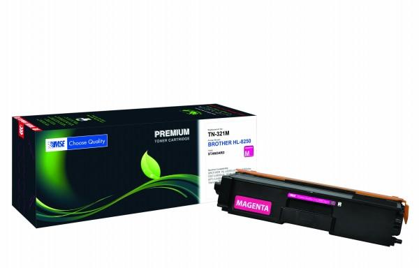 MSE Premium Farb-Toner für Brother HL-L8250/L8350 Magenta - kompatibel mit TN321M