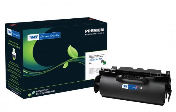 MSE Premium Toner für Lexmark T640/T642/T644 High Yield - kompatibel mit 64036HE