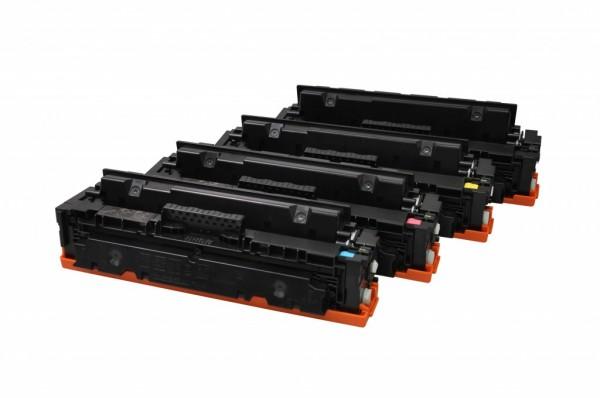 MSE Premium Farb-Toner für HP Color LaserJet Pro M452 CMYK High Yield Multipack - kompatibel mit CF4