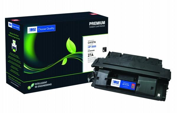 MSE Premium Toner für HP LaserJet 4000 (27A) - kompatibel mit C4127A