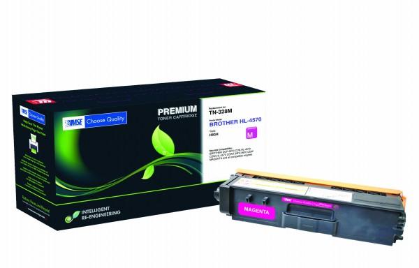 MSE Premium Farb-Toner für Brother HL-4570 Magenta - kompatibel mit TN328M
