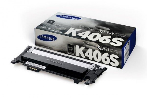 Original Toner Samsung SU118A / CLT-K406S/ELS
