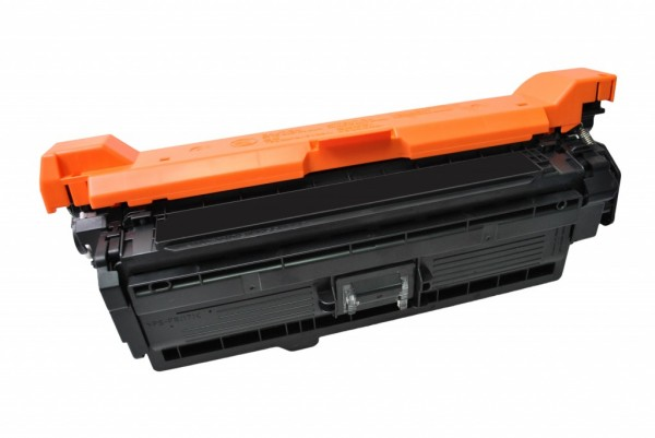 MSE Premium Farb-Toner für HP Color LaserJet CP3525 (504X) Black High Yield - kompatibel mit CE250X