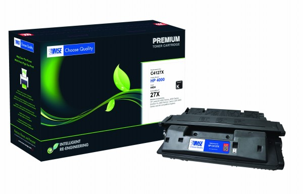 MSE Premium Toner für HP LaserJet 4000 (27X) High Yield - kompatibel mit C4127X