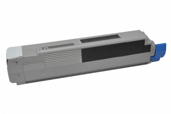 MSE Premium Farb-Toner für Oki ES8460 Black - kompatibel mit 44059232