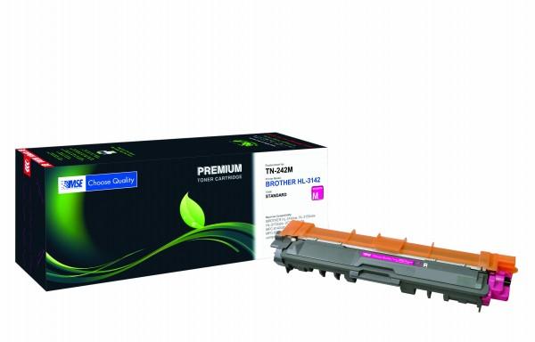 MSE Premium Farb-Toner für Brother HL-3142/3152/3172 Magenta - kompatibel mit TN242M