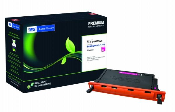 MSE Premium Farb-Toner für Samsung CLP-770 Magenta - kompatibel mit CLT-M6092S/ELS