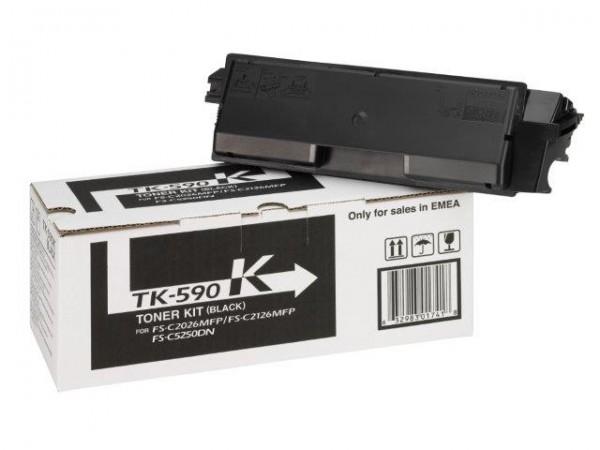 Original Toner Kyocera 1T02KV0NL0 / TK-590K