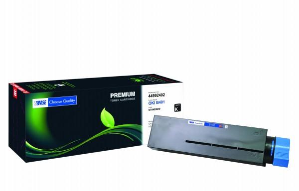 MSE Premium Toner für Oki B401 High Yield - kompatibel mit 44992402