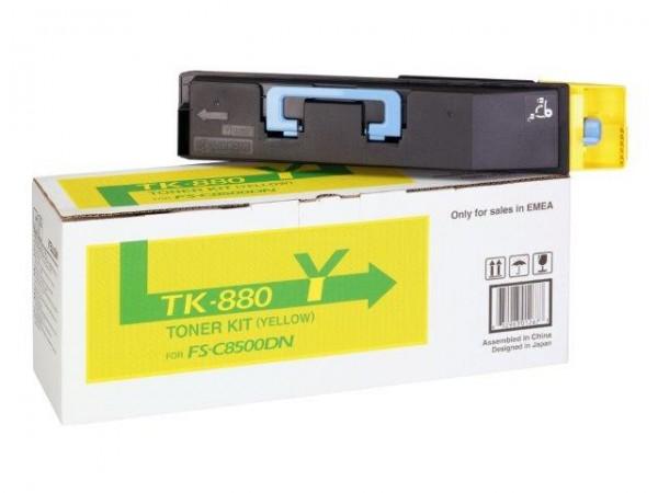 Original Toner Kyocera 1T02KAANL0 / TK-880Y
